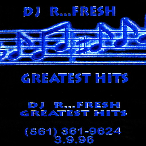 (1996) R-FRESH - GREATEST HITS 1996A