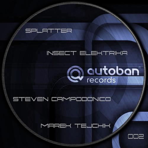 ATB_002 / The Second EP / Splatter - Concatenation (Original Mix)