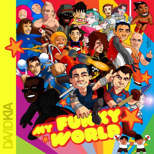 David KIA ** My Funky World **