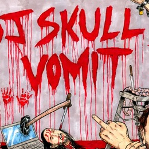 DJ Skull Vomit - Antigoon (Stazma Illigaly Violent Remix)