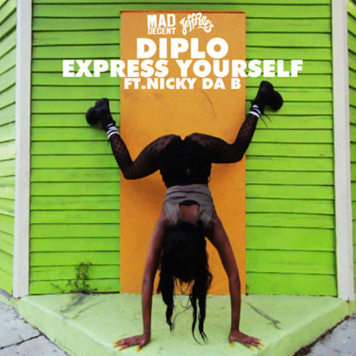 Diplo - Express Yourself (Max Martin Remix) - Free To Download!