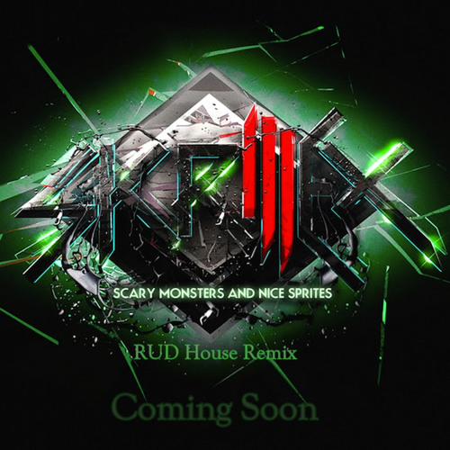 Skrillex - Scary Monsters And Nice Sprite (RUD House Remix) CLIP