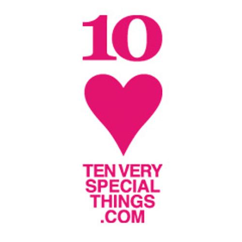 TenVerySpecialThings.com X sampler!
