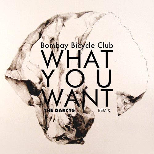 Bombay Bicycle Club - What You Want (THE DARCYS Remix)