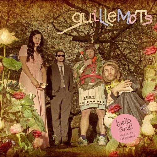 Guillemots - Up On The Ride
