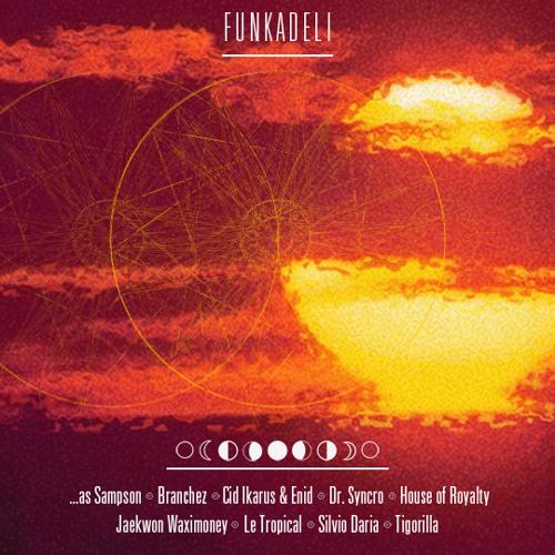 Mixed Up, I Love [Funkadeli Disco Compilation - FREE]