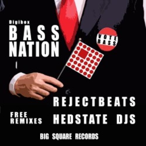 Digibox - Bass Nation (Hedstate remix) FREE DOWNLOAD