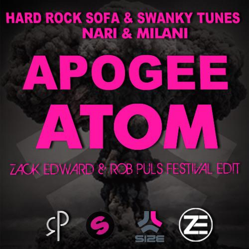APOGEE ATOM (Zack Edward & Rob Puls Festival Edit ) (PREVIEW) *Full DL Below*