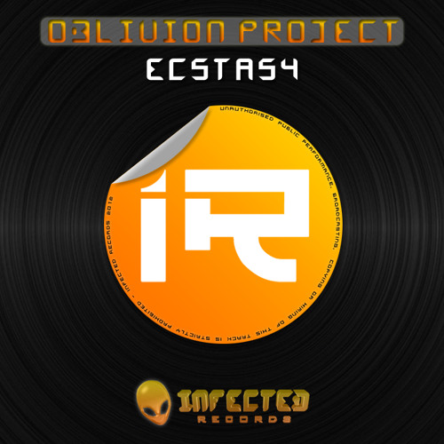 Oblivion Project - Ecstasy (Original Mix) [Out Now]