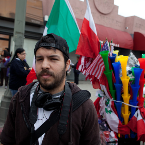 Lorenzo Gonzalez from L.A.