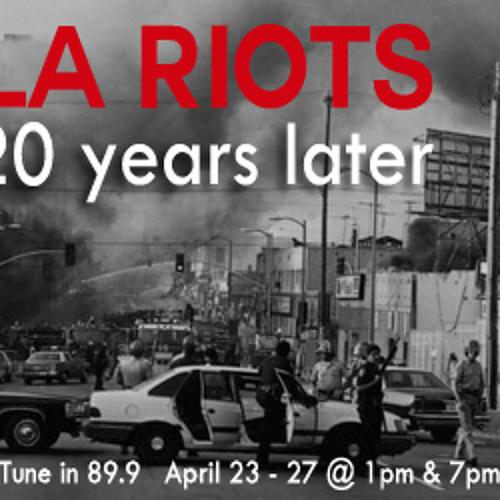 KCRW Listeners remember the LA Riots