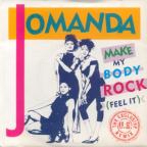JOMANDA - MAKE MY BODY ROCK - SIR DANCELOT EDIT