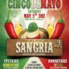 Cinco de Mayo 2012 wsg Rob-Play NYC at Sangria of Royal Oak (10 min Latin House & Reggaeton)