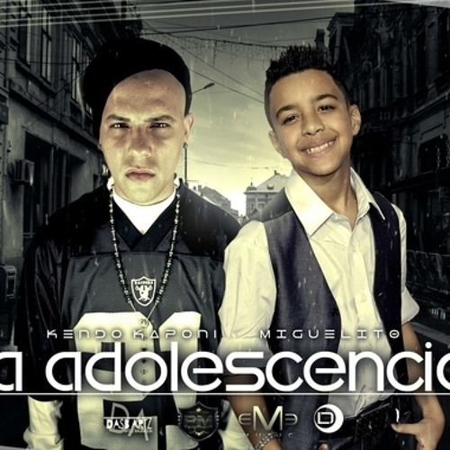 La Adolescencia - Kendo Kaponi Ft. Miguelito (Original New 2012)