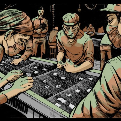 Bionic Funk - The Harbour (DJ Andity) & Fatboy Slim - Gimme What (Dalibor Zeba Fynch)