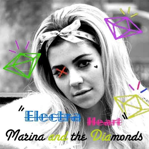 Marina Diamandis And Her Diamonds