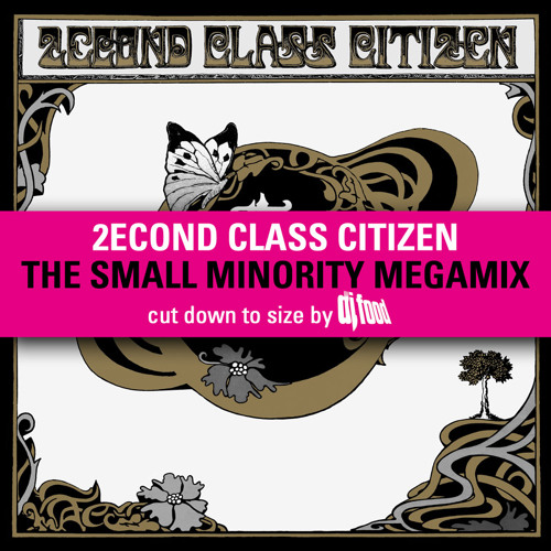2econd Class Citizen - The Small Minority Megamix