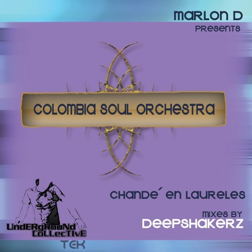 Marlon D pres. Colombia Soul Orchestra - Chandé en Laureles (The Deepshakerz Remix)