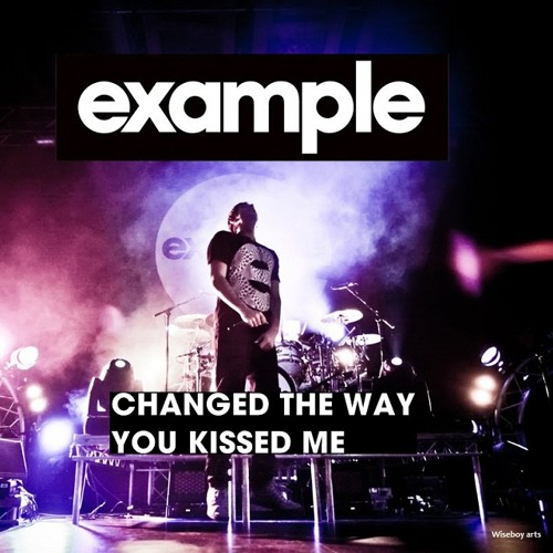 Example - Changed The Way You Kiss Me  (Mike Rabbit Remix)