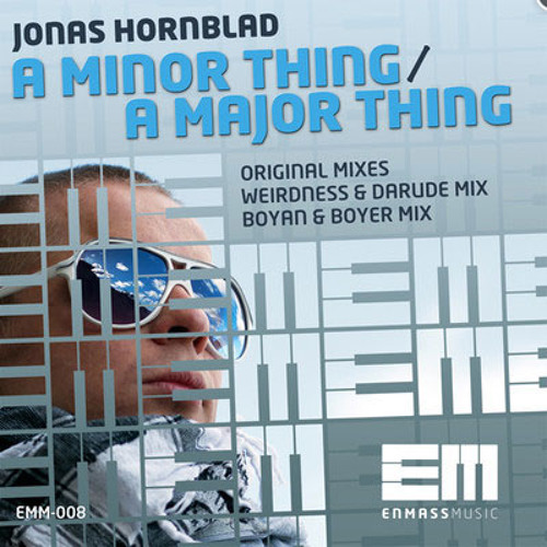 Jonas Hornblad - A Minor Thing