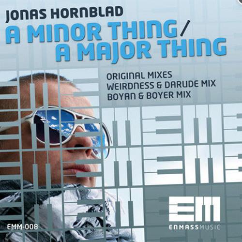 Jonas Hornblad - A Major Thing