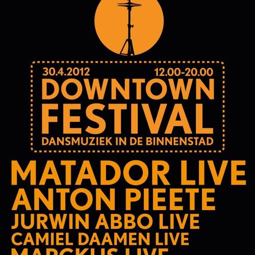 Marckus LIVE @ Downtown Festival 30-04-2012
