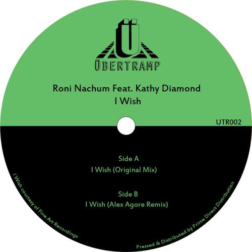(UTR002) Roni Nachum Feat. Kathy Diamond - I Wish (Inc. Alex Agore Remix) Preview