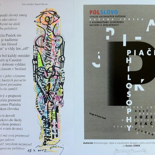 Daniel Hevier: Hymna pre cyklus Dušana Juneka Polslovo