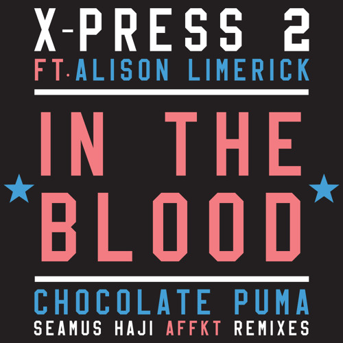 X-press 2 feat Alison Limerick - In The Blood (Chocolate Puma Remix)