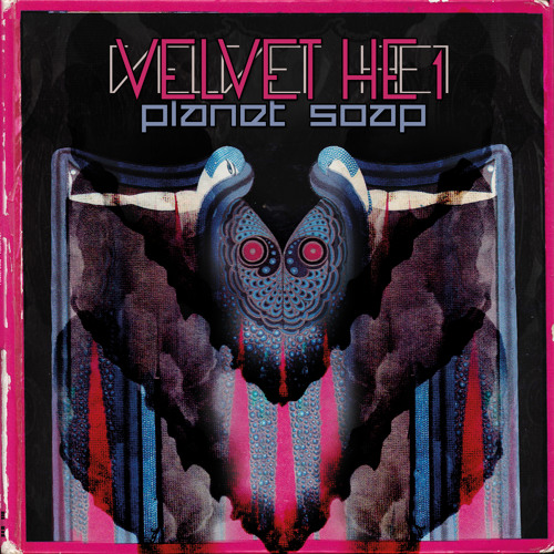 "CR003 - Planet Soap ""VELVET HE1"" Teaser Vinyl"