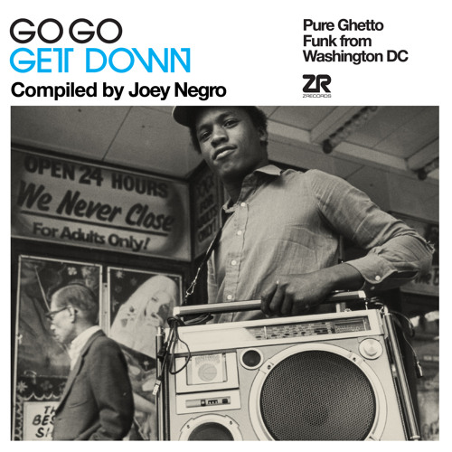 GoGo Get Down compiled by Joey Negro - Album Sampler