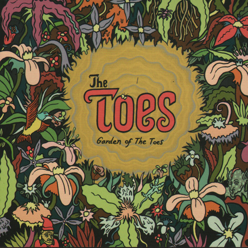 The Toes - 'Chrome Radio Rocks'  - ampleplay records