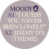 MOODY - I Guess You Never Been Lonely EP (12