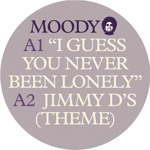 "MOODY - I Guess You Never Been Lonely EP (12"" snippet)"
