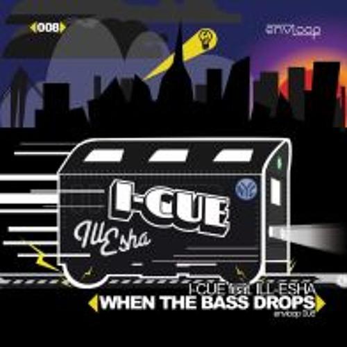 I-Cue feat Ill-Esha - When The Bass Drops (Frozen Smoke Dub Bonus Remix)