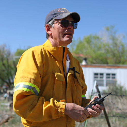 iSeeChange: Fighting Fires in the Snow with Fire Chief Doug Fritz
