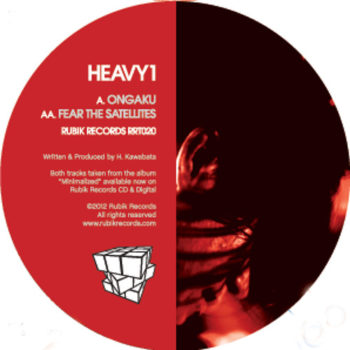 08_Heavy1 - Ongaku _ Forthcoming 'Minimalized LP' Sampler Part 2_ 12' & CD