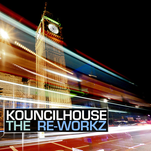 Basement Jaxx - Where's Your Head At - Kouncilhouse ReWork