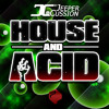 Jeeper Cussion - House And Acid EP (Preview) [Released]