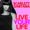 C+C MUSIC FACTORY FEATURING SCARLETT SANTANA - Live Your Life (Abe Clements Remix)