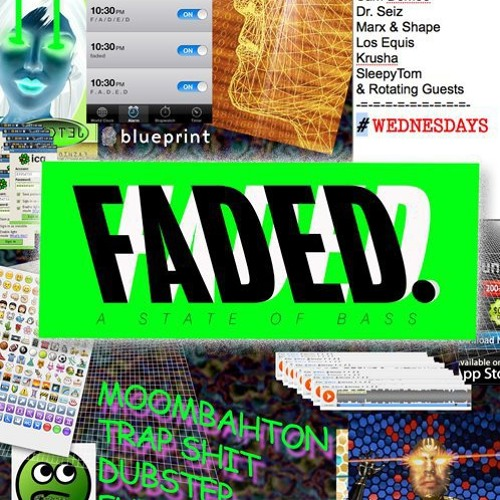 FADED MIX TAPE ##