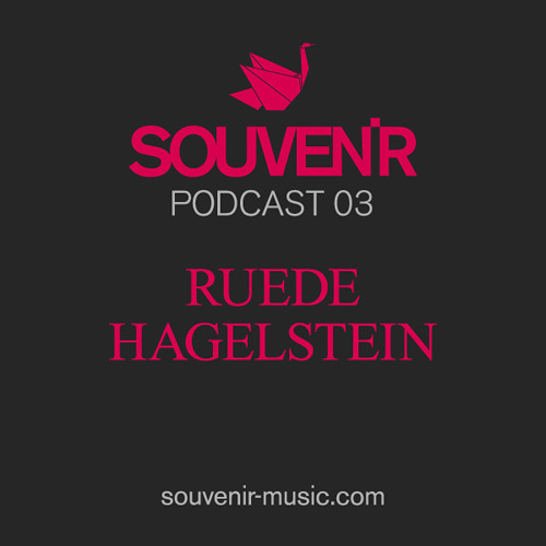 Souvenir Music Podcast by Ruede Hagelstein