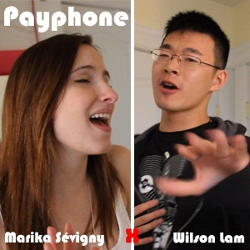 Marika Sévigny x Wilson Lam - Payphone (Cover) (Prod. Nine Diamond)