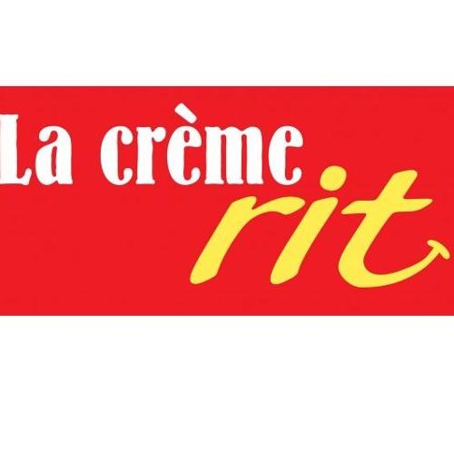 La crème rit :) capitale de la crème molle, à rivière-ouelle