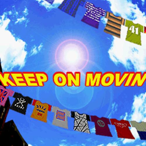 Keep On Movin' (Club Ver.) - N.M.R.