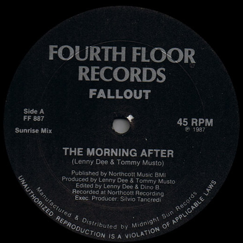 Fallout - The Morning After (Manuel Kim Edit)