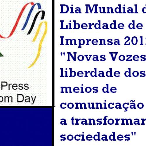 Comentário sobre o Dia da Liberdade de Imprensa 2012 (Ecclésia)