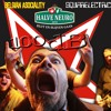 100dB (Selector Waxx's dirty loud junglist rmx) - Halve Neuro & Belgian Asociality