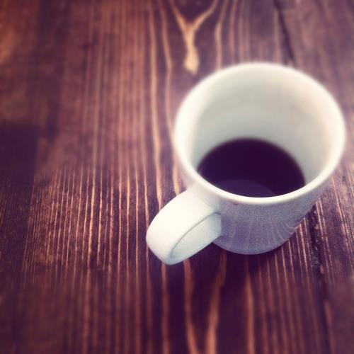 Kaffe und Kuchen (drink me without paying)