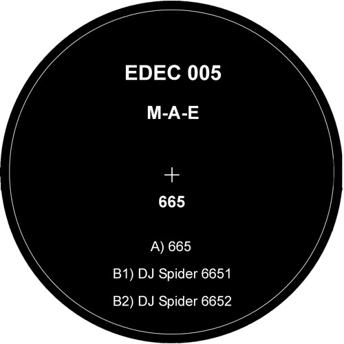 "2 clips from MAE - 665  DJ Spider Remixes  (12"" Vinyl Only)"